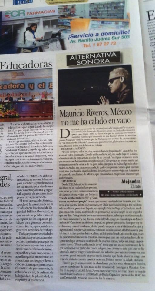 Mauricio Riveros México
